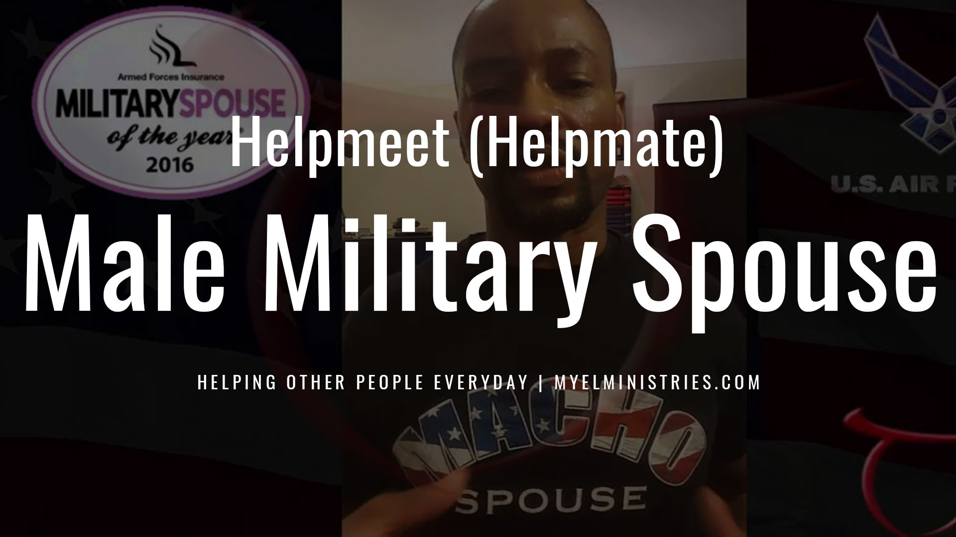 image for Male Military Spouse