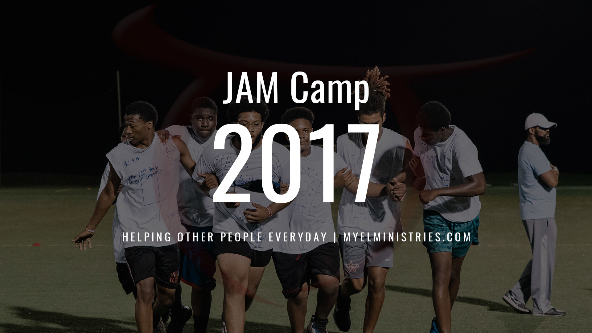 image for 2017 JAM Camp