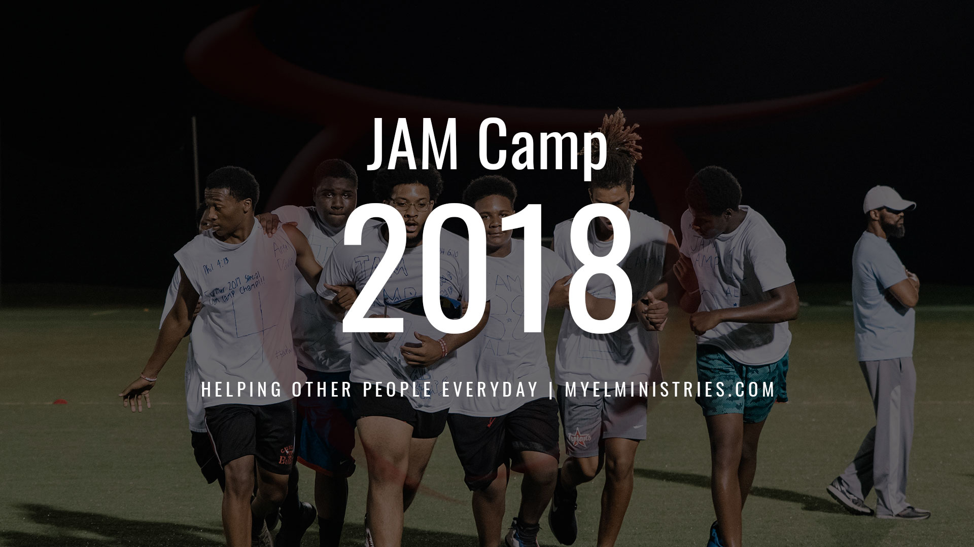 image for 2018 JAM Camp