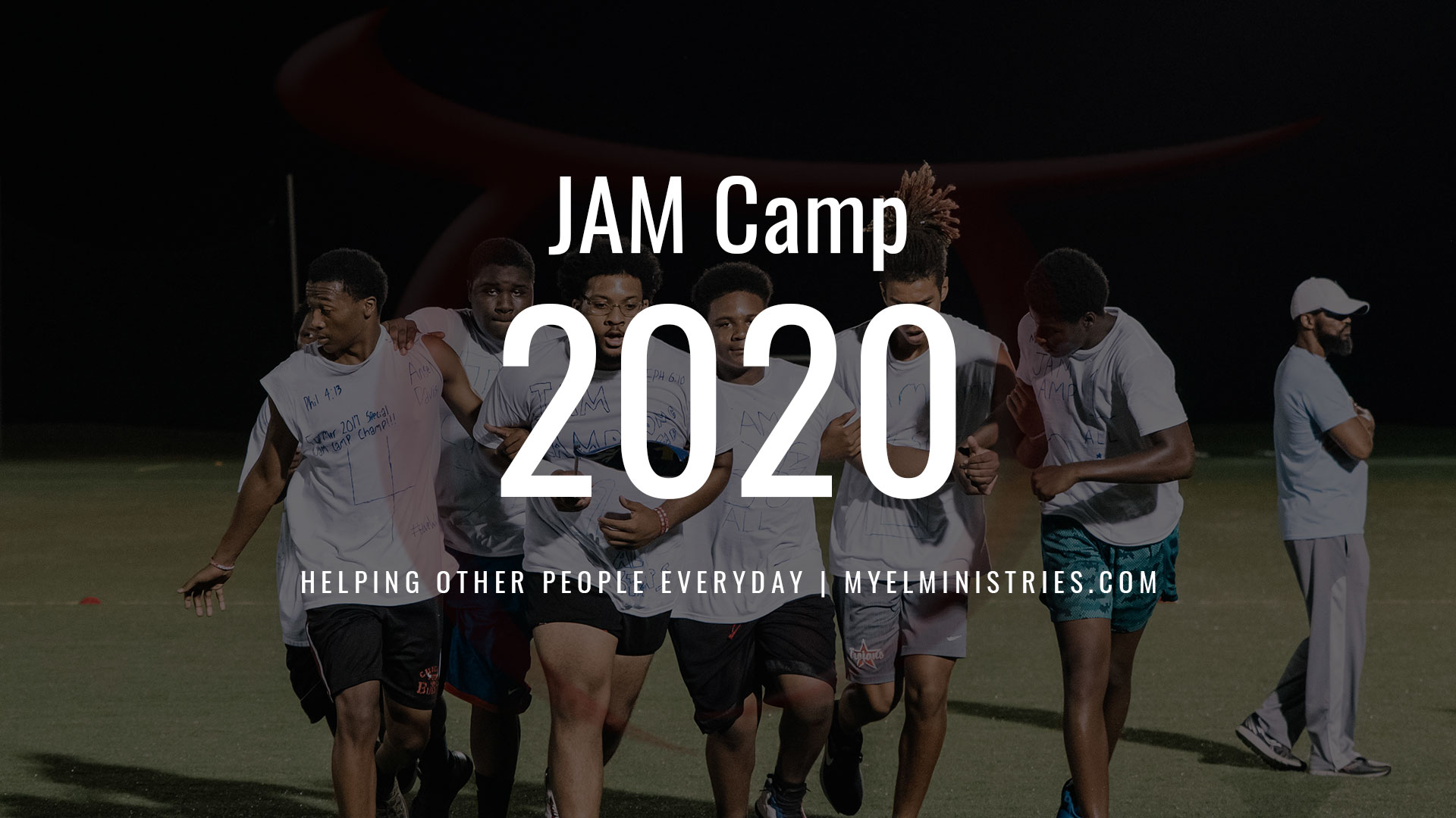 image for 2020 JAM Camp
