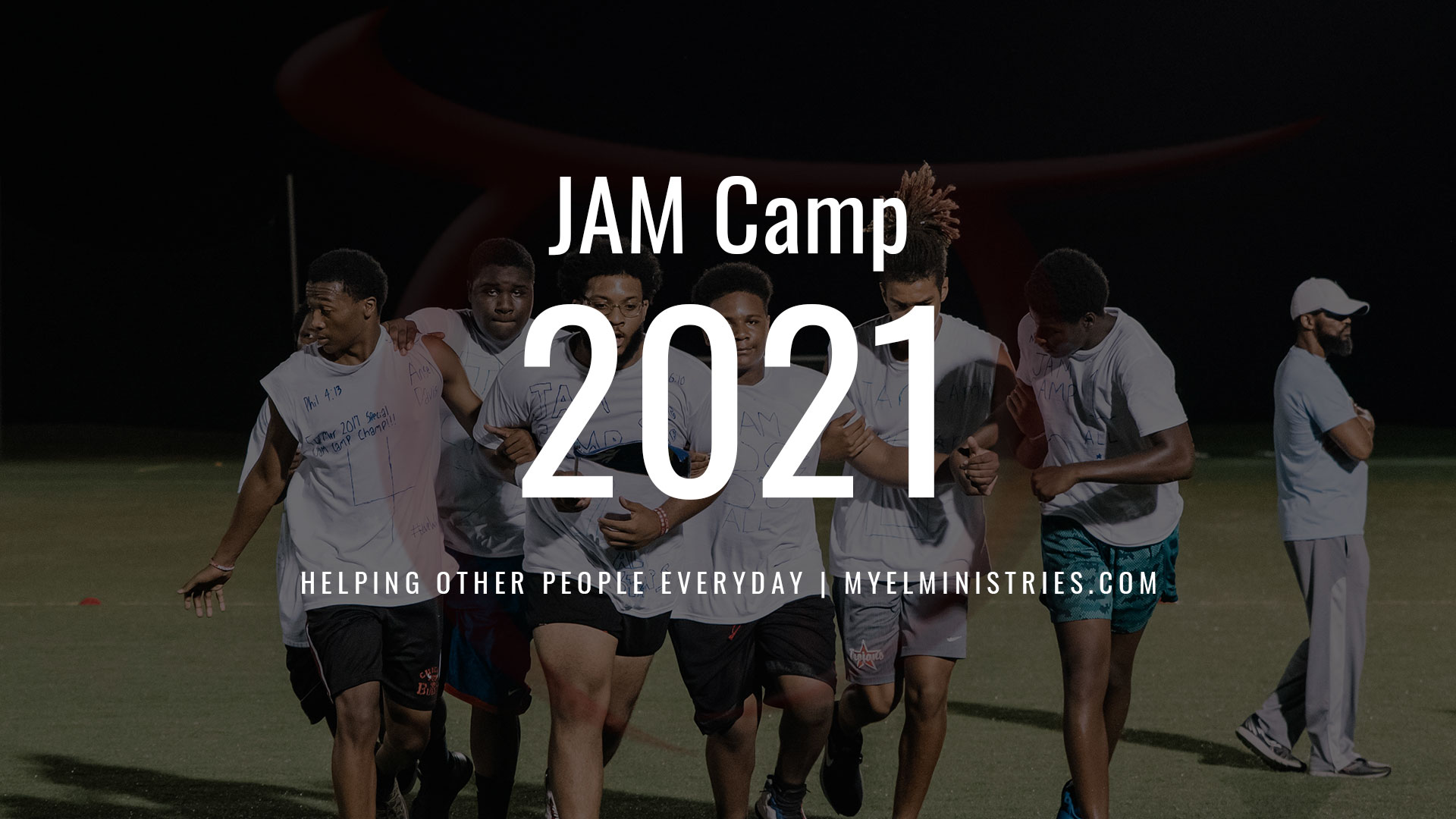 image for 2021 JAM Camp