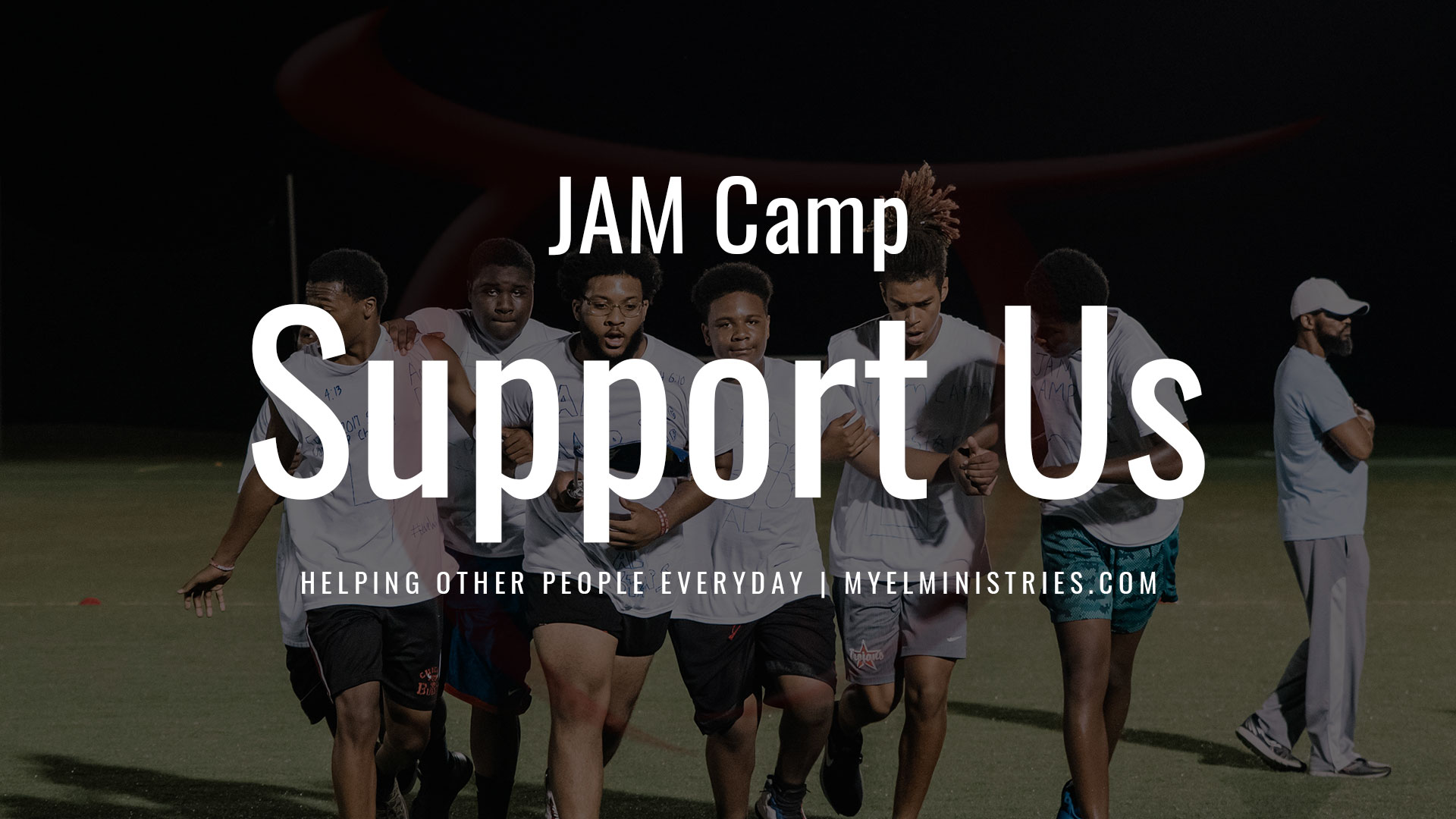 image for Support JAM CAMP and Sponsor An Athlete