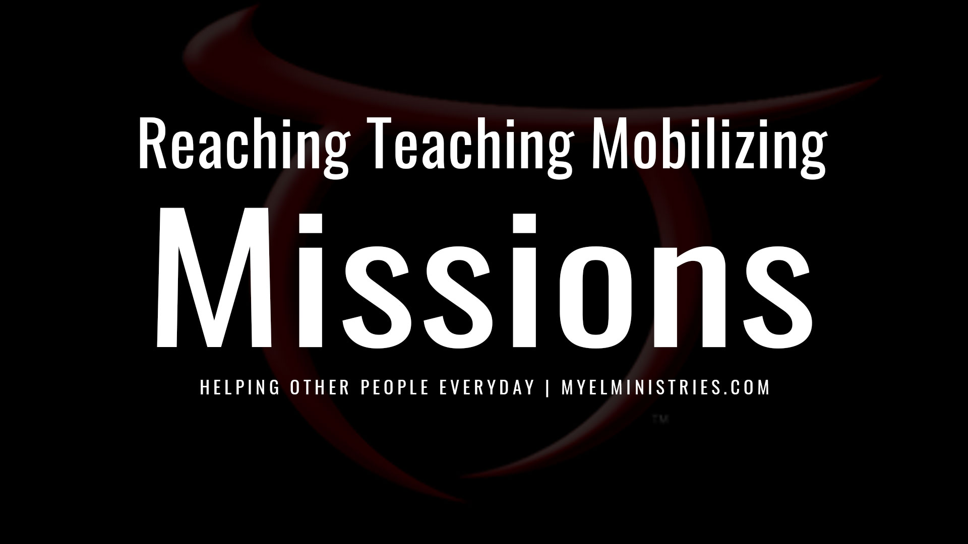 image for Missions