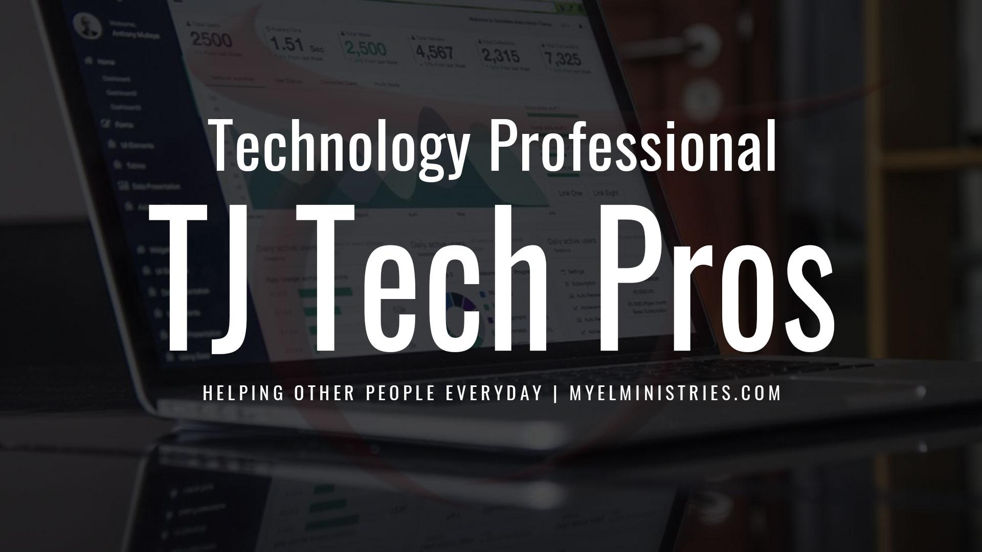 image for TJ Technology Professionals, LLC